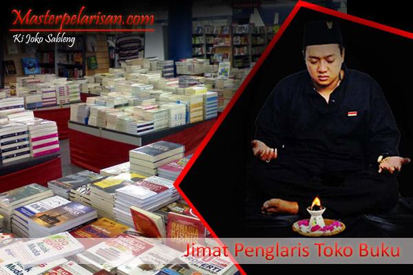 Jimat Penglaris toko buku